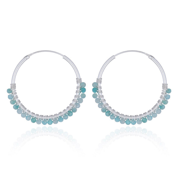 Large Lennox Hoops