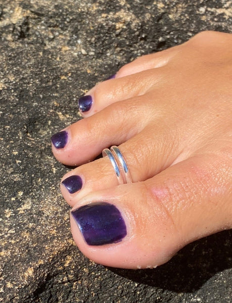 Atlantis Toe Ring