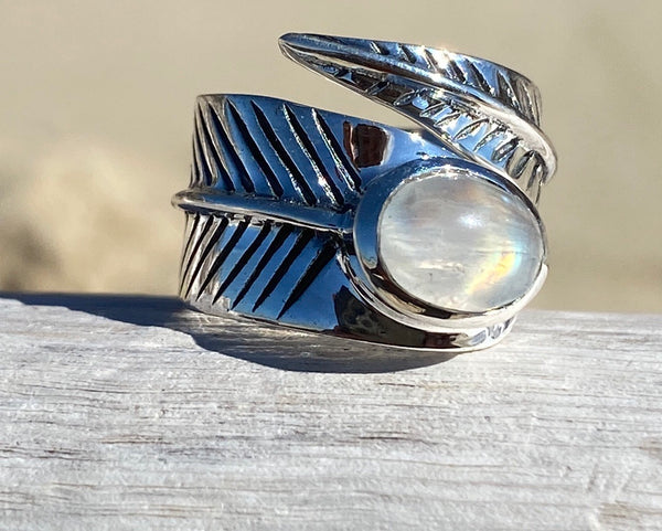 Moonstone Isabella Ring