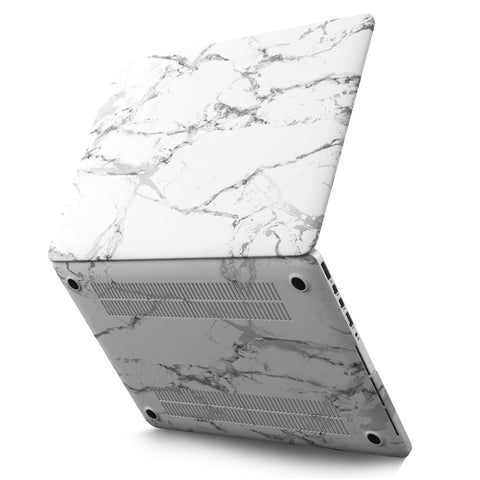 White-granite-pattern-MacBook-Pro-case