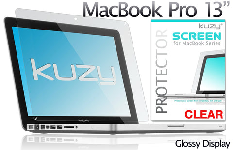 13 inch Pro MacBook - Screen Protectors Anti-Glare or/and Clear