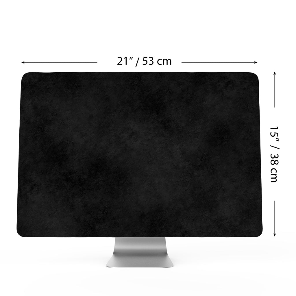 BLUE Screen Cover for iMac 27-inch Display Dust Protector