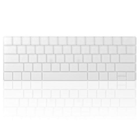 "Kuzy - CLEAR Keyboard Cover for 2016  MacBook Pro 13"" A1706 & MacBook Pro 13"" A1707 (with Touch Bar) Silicone Skin"