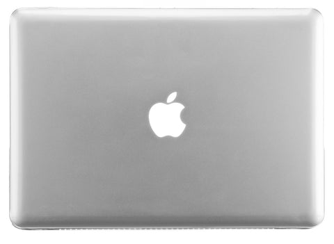 MacBook Pro 17 inch Case Hard Shell - Crystal Clear