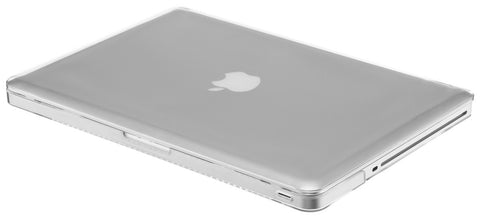 "17-inch Crystal Hard Case Cover for MacBook Pro 17"" Model: A1297 Glossy Display - CLEAR"