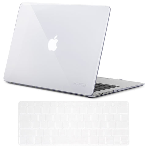 MacBook Air 11 inch Case and Keyboard for A1465 & A1370 Rubberized Hard Cover