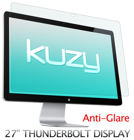"Anti-Glare Screen Protector Filter for 27 inch Apple Thunderbolt and/or Cinema Display 27"" Model: A1316 and A1407 - Kuzy  