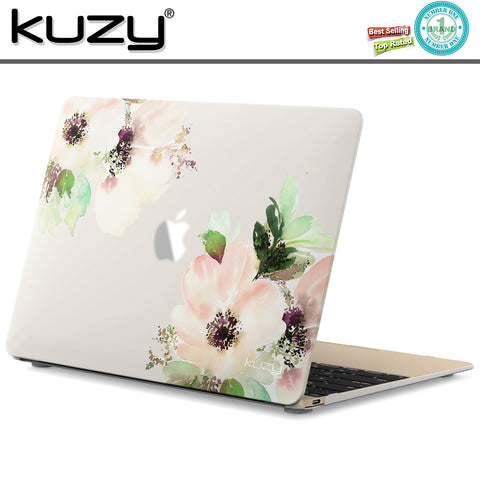 Print Design Hard Case for MacBook 12-inch (Rubberized)