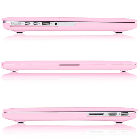 Rubberized Cases Hard Case for MacBook Pro 15-inch with Retina Display