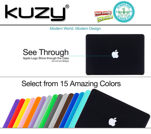 MacBook Air 13.3 inch Case Cover 2017-2010 (Older Version) for Model A1466, A1369