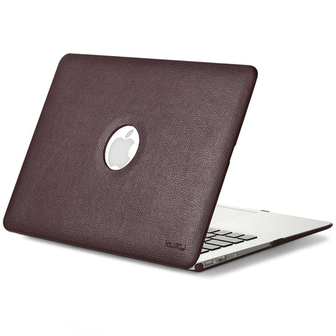 "Leatherette Hard Case for MacBook Pro 13.3"" with Retina Display"