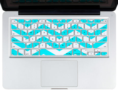 "Chevron Keyboard Cover for MacBook Pro 13"" 15"" 17"""