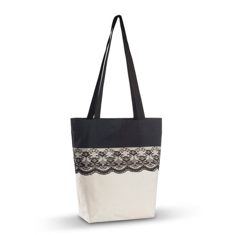 Tote Bag Handmade from Canvas Cotton