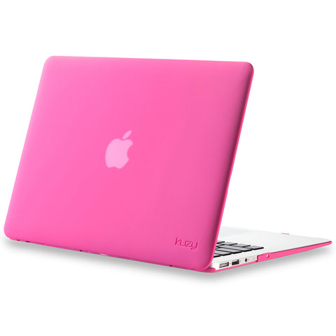 MacBook Air 13.3 inch Case (Older Version) Rubberized Hard Cover