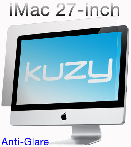 iMac 27-inch Screen Protector - Anti-Glare and Clear