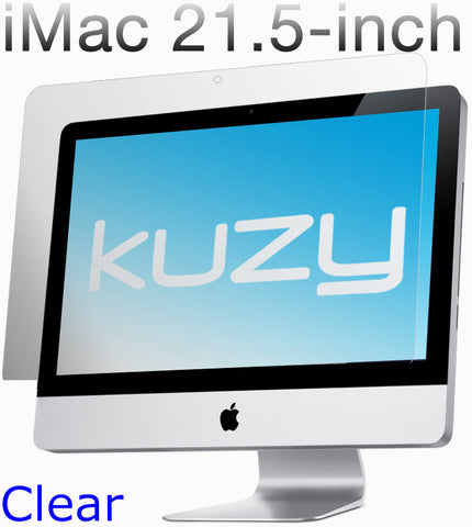 iMac 21.5-inch Screen Protector - Anti-Glare and Clear