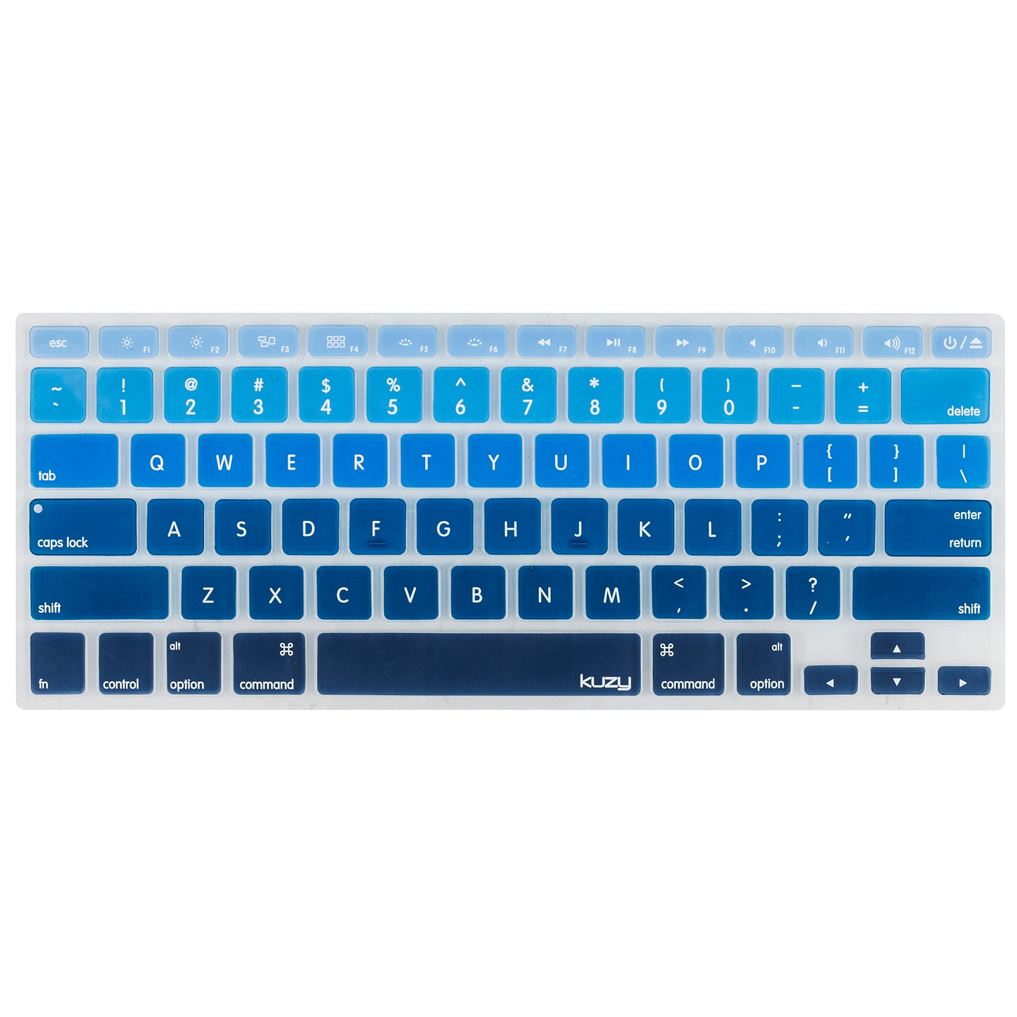 best website 9feb5 25c28 Ombre Colors Keyboard Cover Silicone Skin | MacBook Pro 13