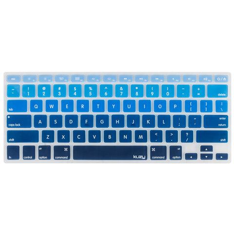 METALLIC GREEN Silicone Keyboard Cover for Macbook Pro