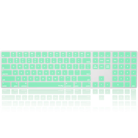 Apple A1843 Magic Keyboard Cover with Numeric Keypad Wireless Bluetooth