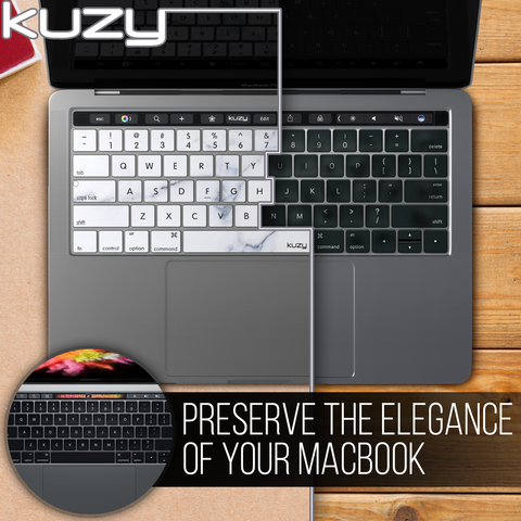 Keyboard Cover | MacBook Pro with Touch Bar 13 & 15 inch - NEWEST