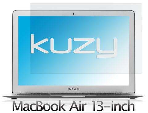 13 inch Air MacBook - Screen Protectors Anti-Glare or/and Clear