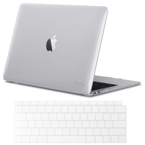 2 in 1 MacBook Air 13 inch Case Soft Touch and Keyboard Cover
