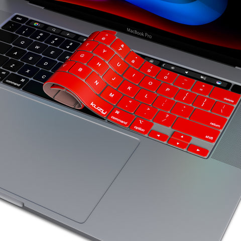 2019 MacBook Pro 16 inch Case Soft Touch and Silicone Keyboard Cover - Newest Version