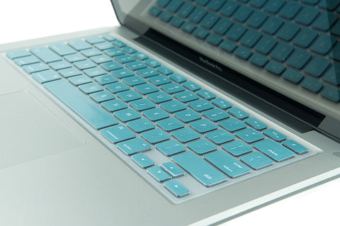 """Chevron Light Gray N White Silicone Keyboard Cover for Macbook Air 13/"""" A1466"""