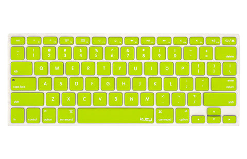 "Colored - MacBook Keyboard Cover Silicone Skin for Pro 13"" 15"" 17"" and Air 13.3 inch"