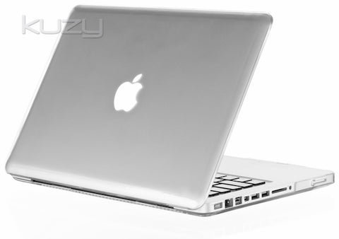 Protective See Through Cover Glossy Clear MacBook Pro 2019 13 inch Case