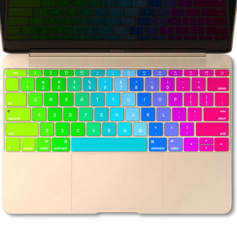 "Keyboard Cover for MacBook Pro 13"" A1708 & MacBook 12"""