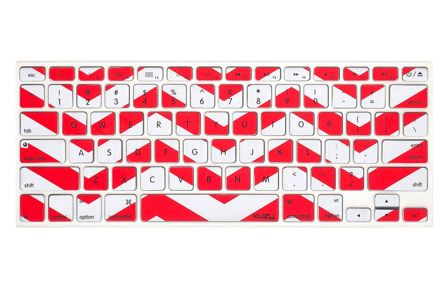 Chevron Keyboard Cover for MacBook Pro 13