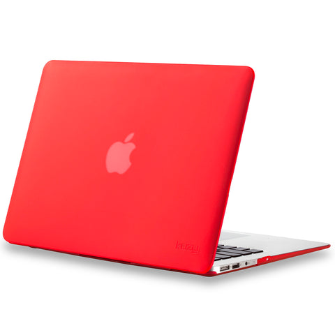 MacBook Air 11 inch Case for A1465 & A1370 Rubberized Hard Cover