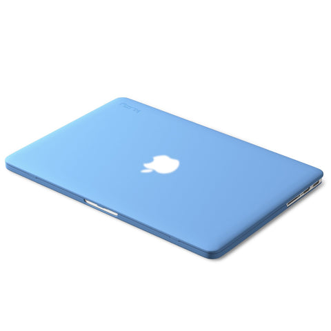 Kuzy - Older MacBook Pro 15.4 inch Case Model A1398 with Retina Display Soft Touch 15 inch Plastic Hard Shell Cover