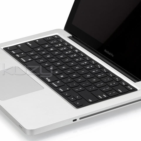 """Ultra-Clear Silicone Keyboard Cover For Macbook Air Retina Pro 11.6/""""13.3/""""15.4/"""""""