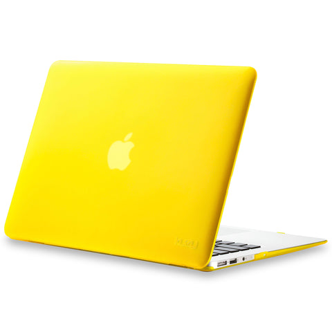 MacBook Air 13.3-inch Case Rubberized Hard Cover (Older Version)