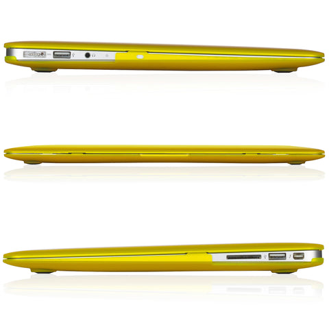 "Rubberized Hard Case for MacBook Air 11"" A1465 & A1370"