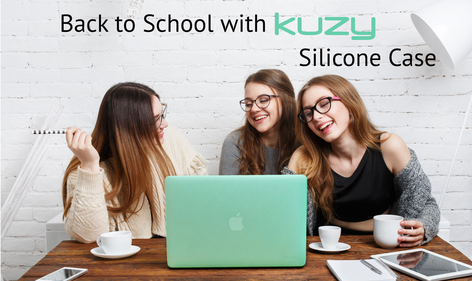 Back to School with Kuzy | Silicone Case