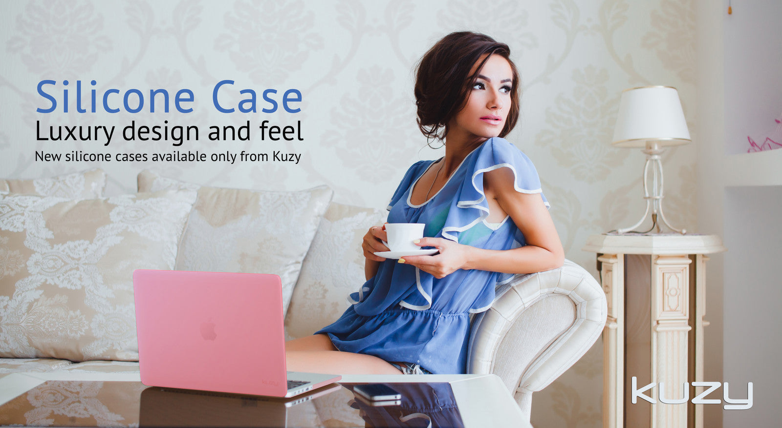Silicon Case | Luxury design and feel | New silicon cases available only from Kuzy