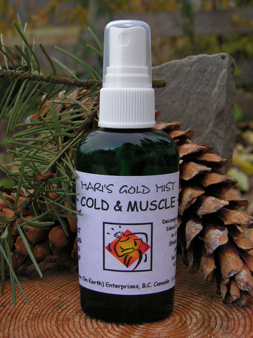 Cold & Muscle Mist - 60 ml