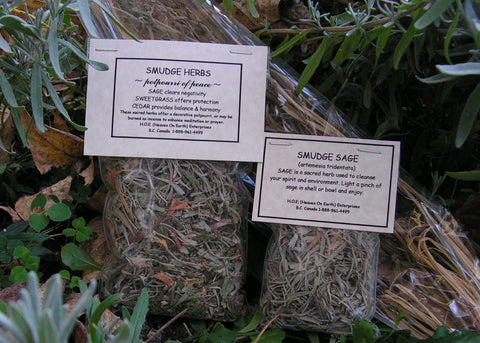 Smudge Herbs - Potpourri of Peace