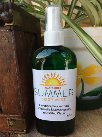 SUMMER Body Mist - 120 ml