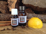 Tomb Raiders Oil (Thieves Recipe)