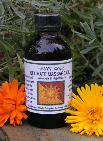 Ultimate Massage Oil - 100 ml