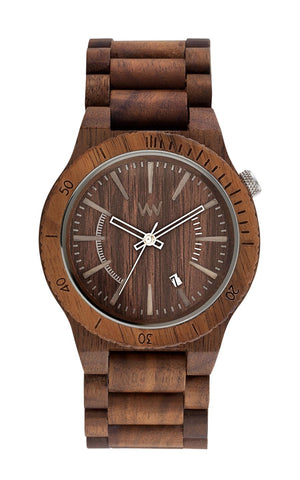 WeWood Assunt Nut Watch