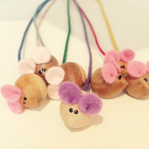 Bookmark Mice
