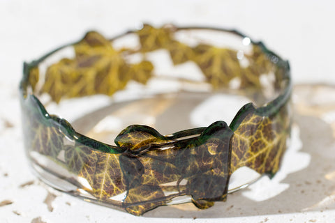 Acdria Dark Ivy Bangle