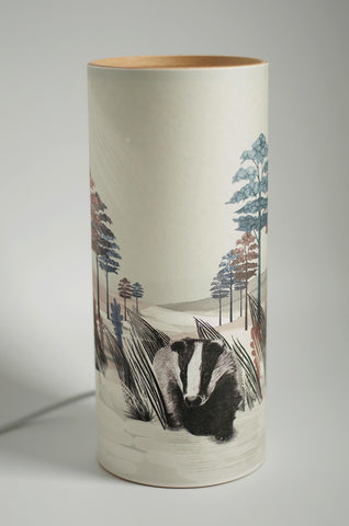 Badger Table Lamp
