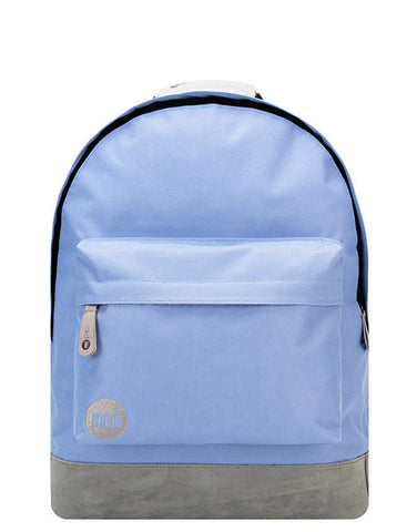 Mi-Pac Classic Cornflower Blue And Grey Backpack