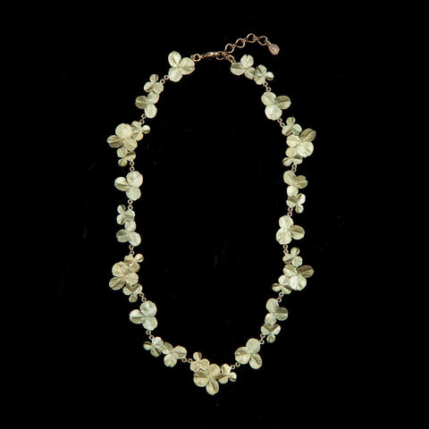 Michael Michaud Clover Necklace